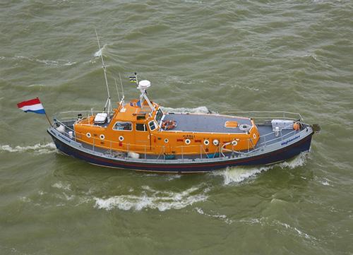 Reddingboot Highlander