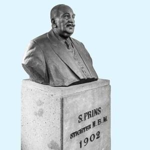 Borstbeeld S. Prins