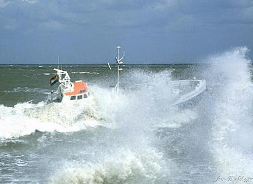 Reddingboot Bernard van Leer