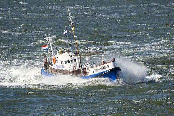 Reddingsboot Prins Hendrik, hellegat, den helder