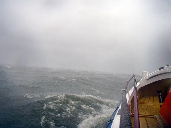 Casparis Reddingboot Scheveningen en Katwijk