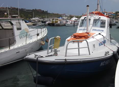 Reddingboot Cornelius Zwaan
