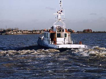 Reddingboot Tjerck Hiddes